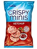 Quaker Crispy Minis Ketchup (Pack of 12)
