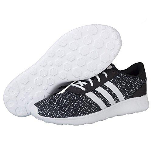 da Fitness Racer neo Lite bianco Scarpe Adidas nero Donna xBIq6HBw