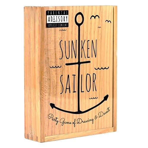 Sunken Sailor Board Game