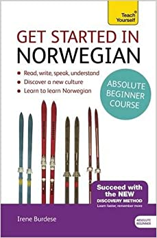 Book Get Started in Norwegian Absolute Beginner Course: (Book and audio support) (Teach Yourself)