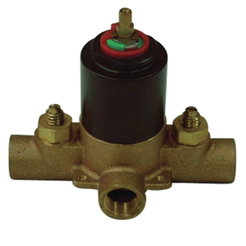 Kingston Brass KB3635V Plumbing Parts Valve, Oil Rubbed Bronze