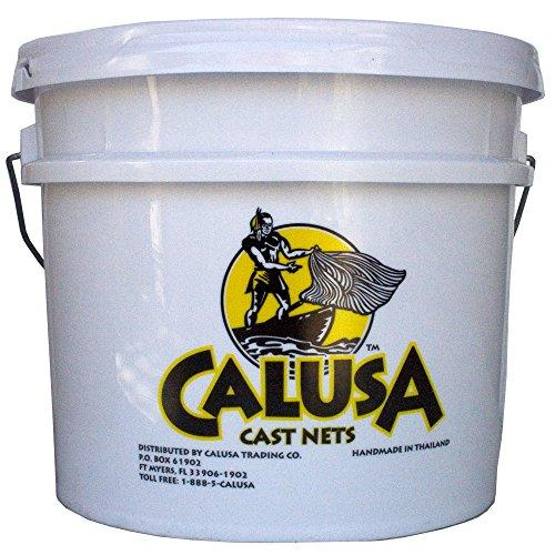 Calusa Cast Nets - 5/8 Inch x 10 Foot