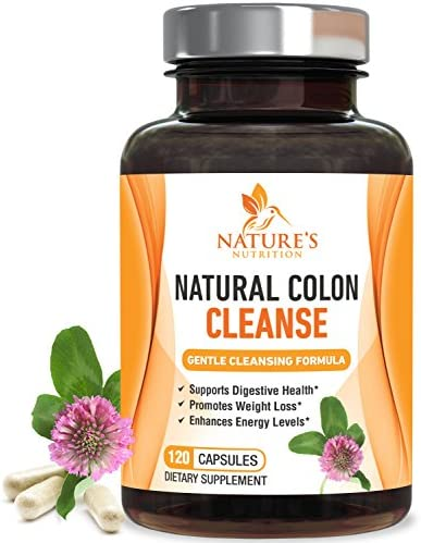 Colon Cleanse Detox Weight Strength product image