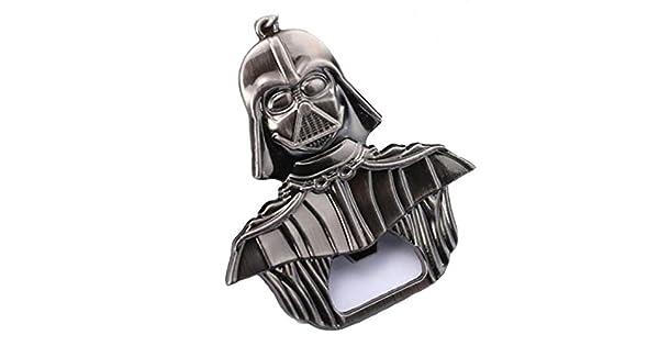 Amazon.com: Darth Vader Llavero de metal abridor de botellas ...