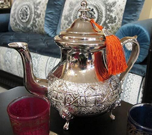 Orientalische Teekanne Marrakesch 1,5 l B00IMFUUVY Teekannen Teekannen Teekannen 388106
