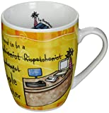 This charming and colorful Occupational Mugs make a great gift for everyone. Each mug has imagery printed with humorous and fun sayings.