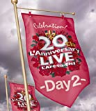 20th L'Anniversary LIVE-Day2-(Blu-ray Disc)