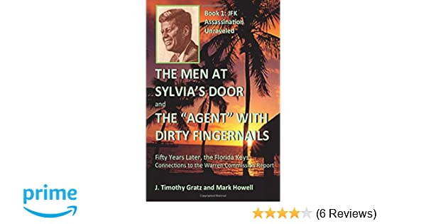 The Men At Sylvia's Door And The Agent With Dirty