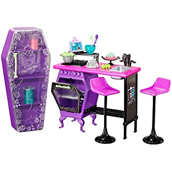 Lovely Monster High Home Ick Accessory Pack