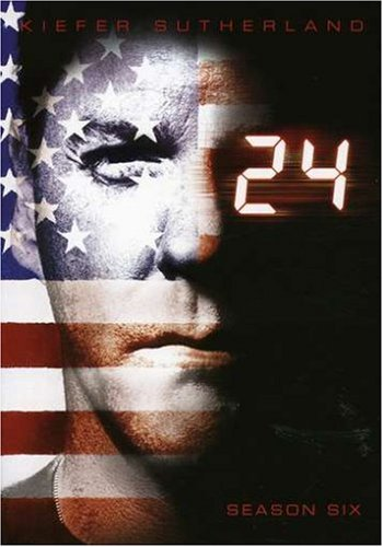 DVD : 24: Season Six (Repackaged, 7 Disc, Sensormatic)