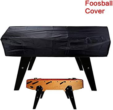 Futbolín Mesa Funda, Exterior Impermeable Polvo Rectangular Patio ...