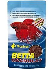 Ração Betta Granulat Sachê 5g Tropical Tropical Para Peixes