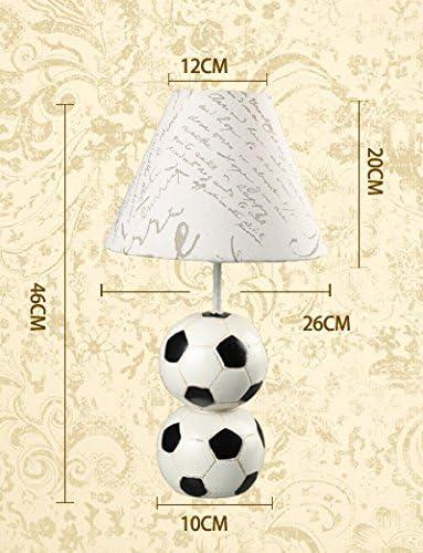 SDKKY Aprender lámpara de mesa, fútbol de ahorro de energía lámpara de mesa, futbolín, protección ocular, lámpara LED lámpara de mesa, el ahorro de energía lámpara de mesa,TD1073: Amazon.es: Iluminación