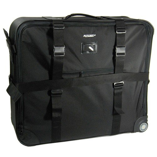Ritchey Break-Away Deluxe Bicycle Travel Bag w/Wheels - 15000007007