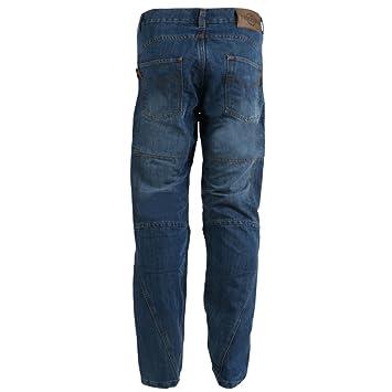 Pantalones vaqueros estilo cargo para hombre - Reforzados ...
