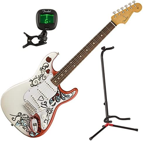 Fender Jimi Hendrix Monterey Stratocaster Edición limitada PF ...