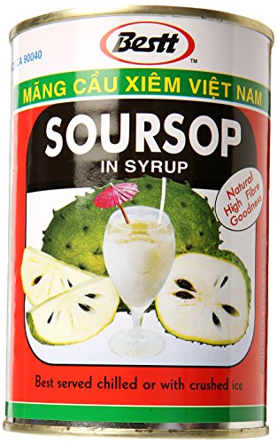 The 10 best soursop syrup