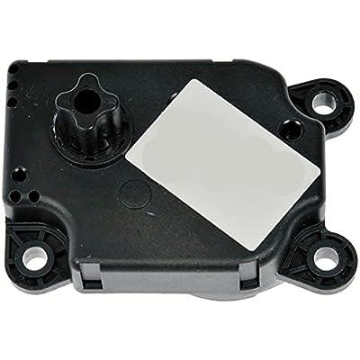 APDTY 135018 Air Door Actuator - Temp Fits Select 1997-2008 Nissan Altima, Maxima/Infiniti i30 (Replaces 13372987, 20782697, 22743923, 92215208): Automotive