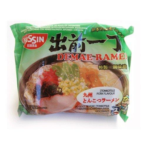 Nissin (Tonkotsu) Pork Flavour Noodlesoup - 30 Packets