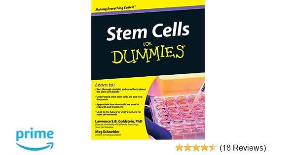 stem cells for dummies