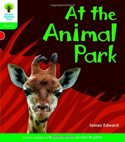 At the Animal Park. by James Edward, Roderick Hunt (Floppy Phonics)