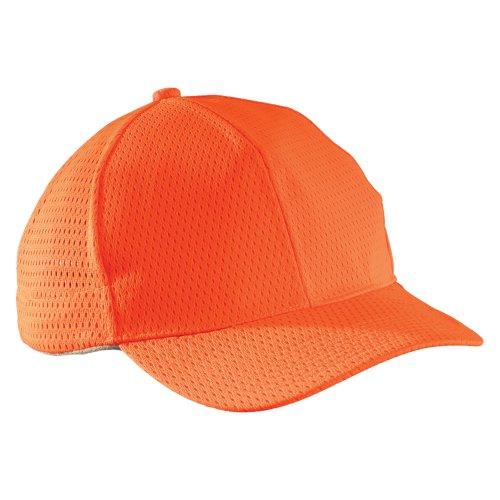 Occunomix Hiviz Mesh Bb Cap Occulux Orange (Fisher Orange Baseball)
