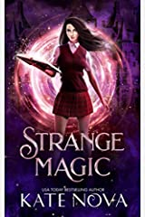 Strange Magic: A Why Choose Paranormal Academy Romance (Misfits of Magic) Paperback