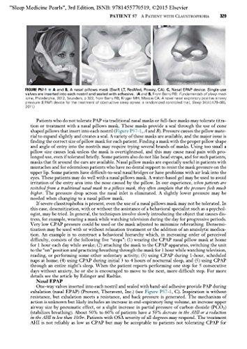 Sleep Medicine Pearls (Pearls Series) - http://medicalbooks.filipinodoctors.org