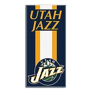 "NBA Zone Read Beach Towel, 30"" x 60"""