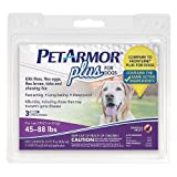 PetArmor Plus For Dogs 3 ea