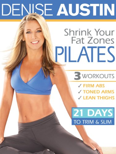 Denise Austin: Shrink Your Fat Zones Pilates