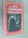 My Young Years, Arthur Rubinstein, 0394468902