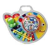 : ALEX Toys Tub Tunes 3-in-1 Music Island Bath Toy