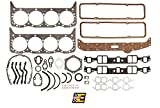 ENGINE PRO Chevy SBC Overhaul Gasket Set Kit 265 283 302 307 327 350 5.7L 2 Piece Rear Seal
