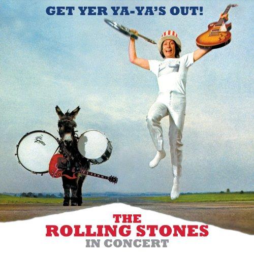 Get Yer Ya-Ya's Out! - Rolling Stones Live Vinyl