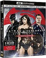 Batman V Superman - Dawn Of Justice (Blu-Ray Ultra HD 4K+Blu-Ra+Copia Digitale) [Italia] [Blu-ray]