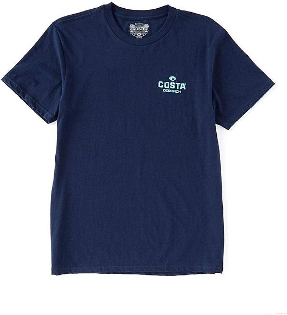 Costa Del Mar Men's Ocearch Huddle Ss T-Shirt