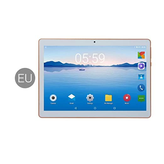 Prima05Sally Tablet IPS Pantalla Android 8.0 PC de Diez núcleos 1 ...