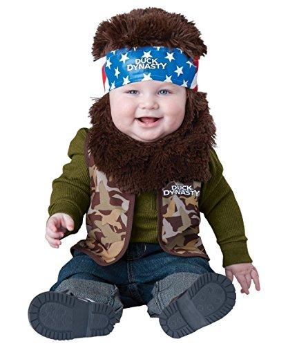 Duck Dynasty Costume - Infant Medium