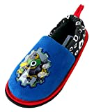 Dinotrux Toddler Little Boys Hard Bottom Slippers (7-8)
