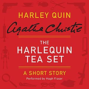 The Harlequin Tea Set Audiobook