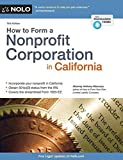 img - for How to Form a Nonprofit Corporation in California by Anthony Mancuso Attorney (2015-04-20) book / textbook / text book