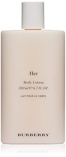 6139d57044d Amazon.com  Burberry Her Body Lotion For Women