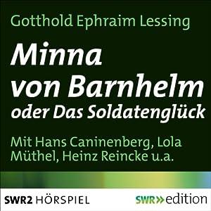 Minna von Barnhelm oder Das Soldatenglück Hörspiel