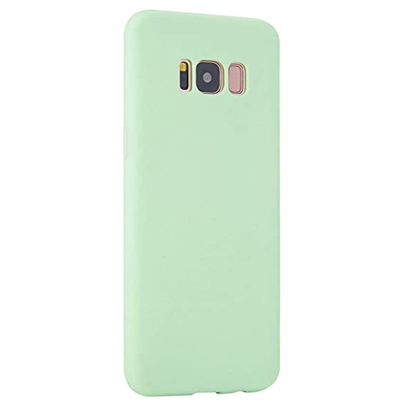 Amazon.com: SiliconeCase for Samsung Galaxy S8 S9 S10 Plus ...