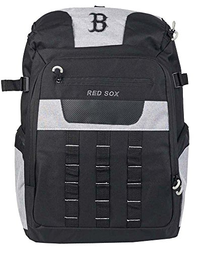 Boston Red Sox Franchise - MLB Boston Red Sox Franchise Backpack, 18.5-Inch, Black