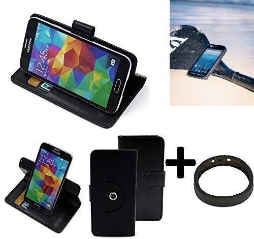 K-S-Trade Top Set: 360° Funda Smartphone para Caterpillar Cat S41 ...