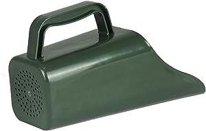 Amkya Garden Plastic Shovel, Plastic Garden Scoops Multifunctional Wear Resistant Fish Tank Sediment Cleaning Tool