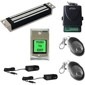 Amazon Com Visionis Fpc 5196 One Door Access Control