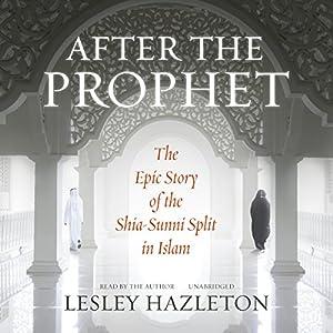After the Prophet | Livre audio